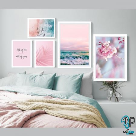 تابلو نقاشی اتاق خواب